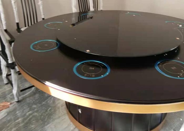 濟南轉盤火鍋桌