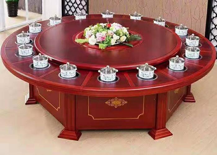 濟南大圓桌火鍋桌