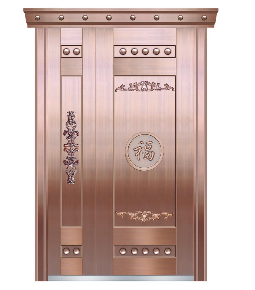 济南铜门生产