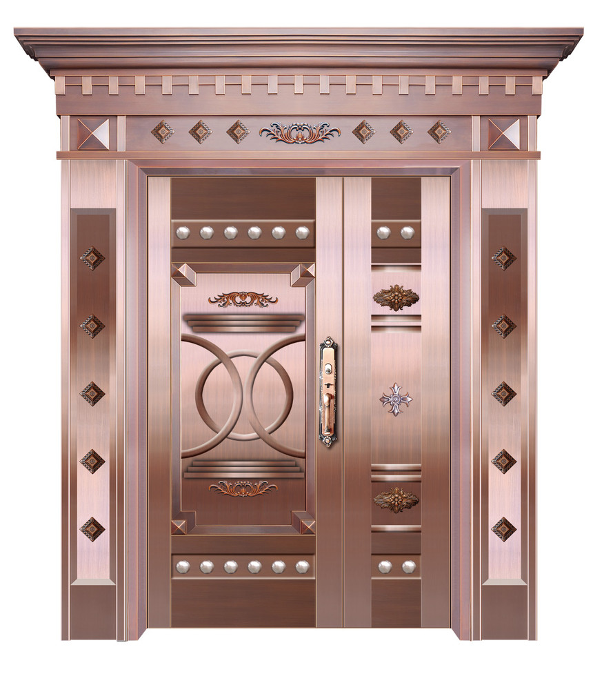 济南铜门安装