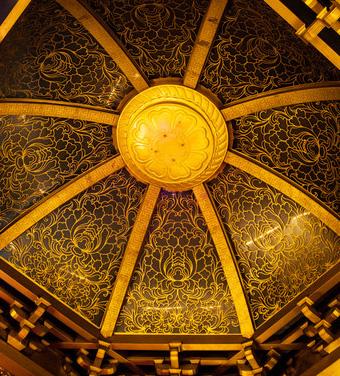 山东铜门生产