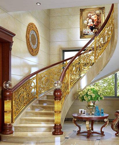 室内楼梯装潢