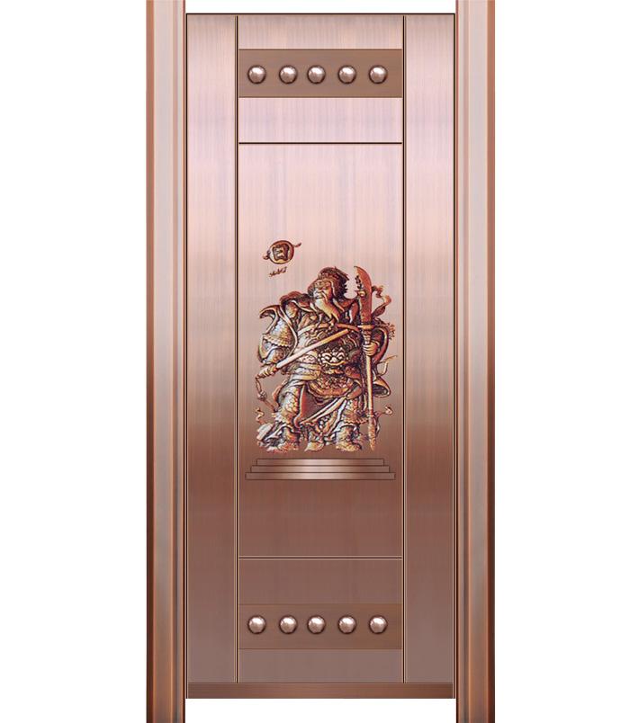 济南铜门制作工艺