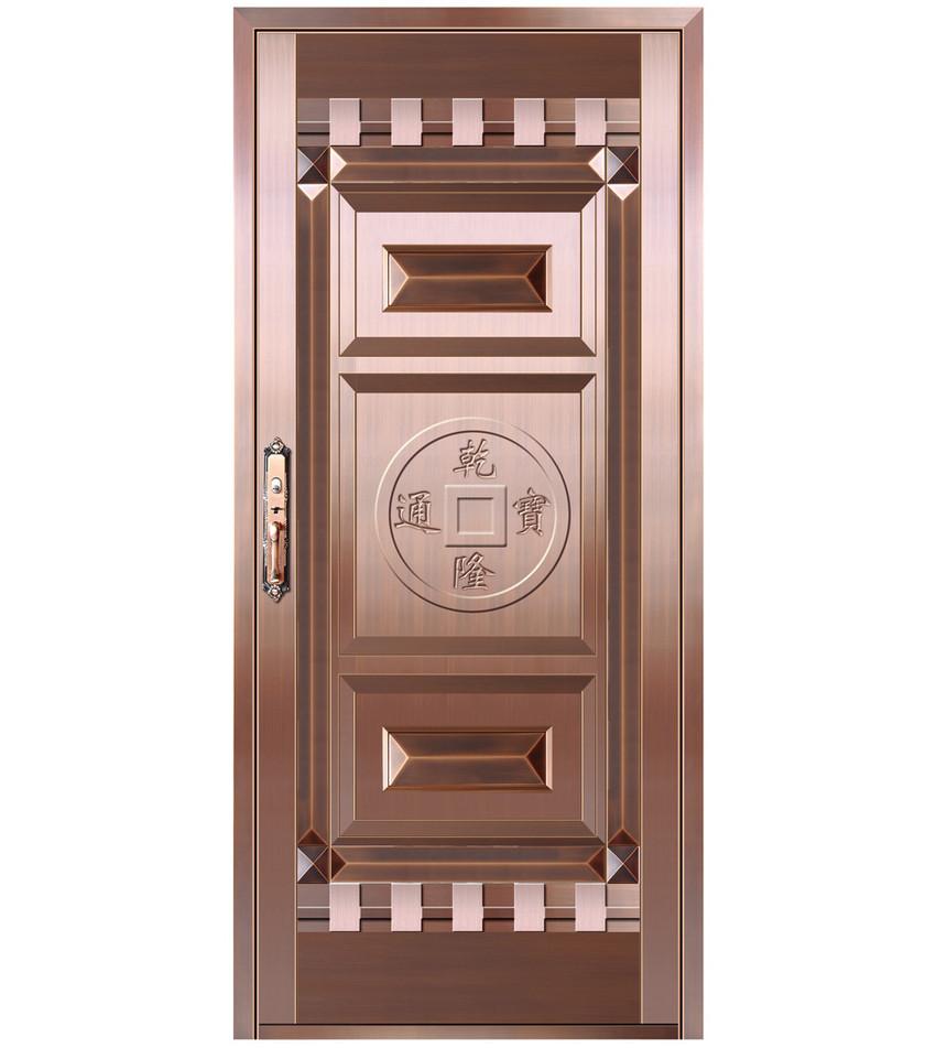 济南铜门制造