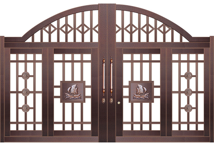 济南铜门厂家
