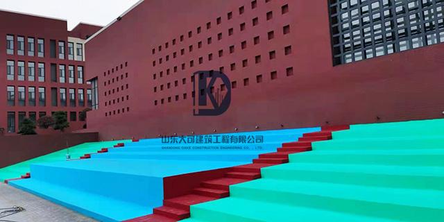 聚脲-体育场防护材料的优先材料
