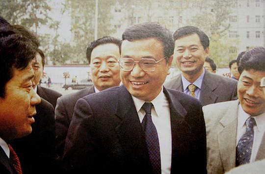 1   2001年,时任河南省省长李克强下榻酒店