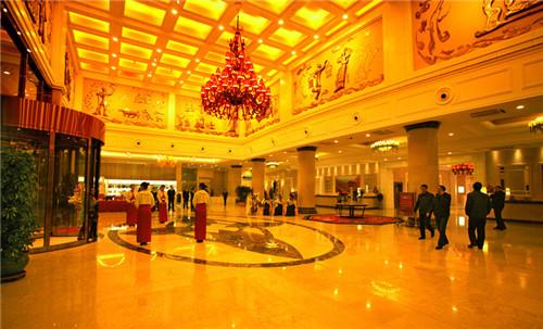 2012年1月,天龙大酒店按五星级标准升级改造后盛装开业。