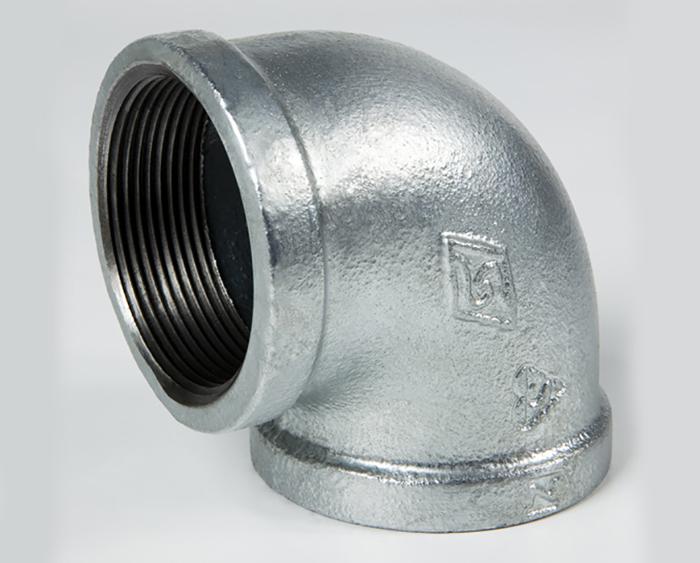 迈克玛钢管件中热冷镀锌之间的区别