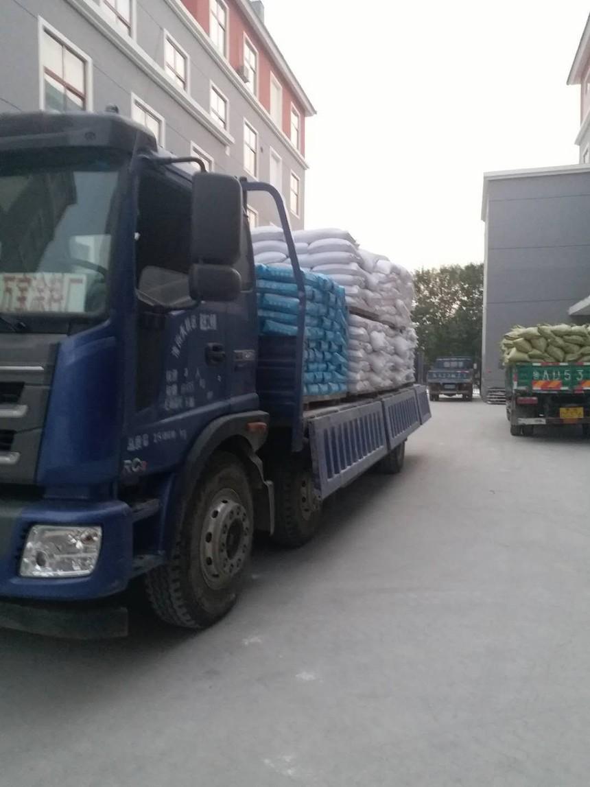 涂料廠運送貨物