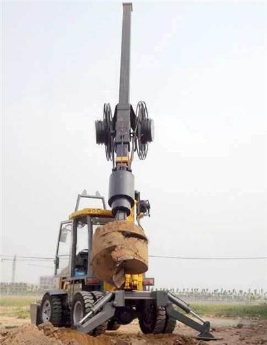旋挖钻机厂家