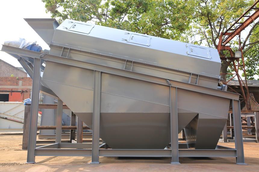 砂石生产线专用振动筛工作原理