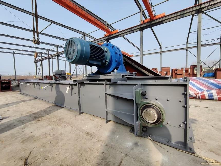 刮板输送机产品结构特点