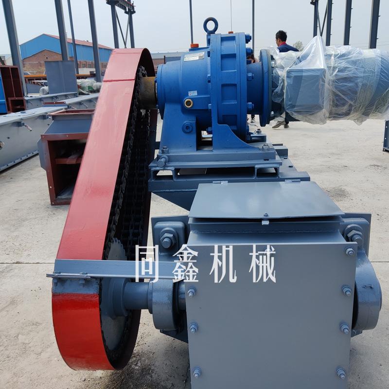 铸石刮板输送机用途