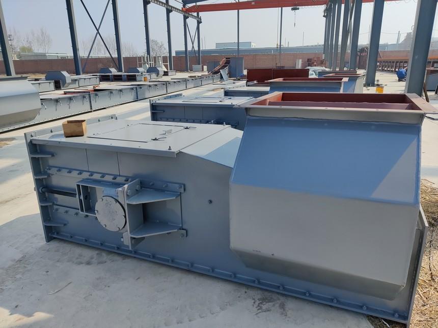 箱式双层皮带刮板输送机常见问题