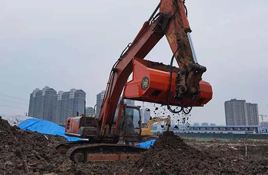 土壤破碎机