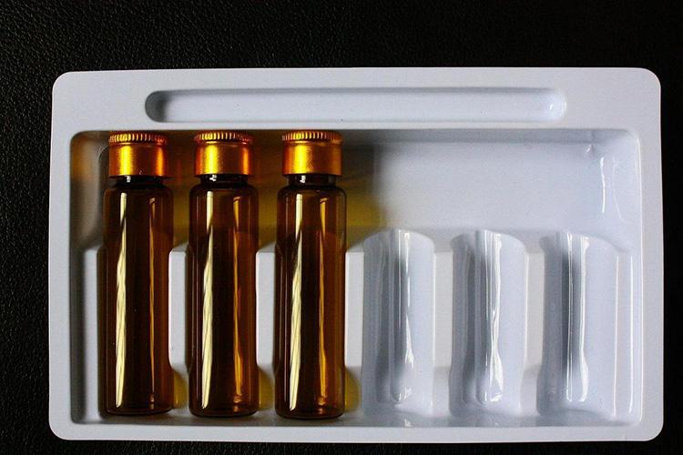 药品吸塑包装 吸塑托盘