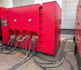 南京发电机租赁