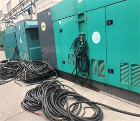 发电机保养