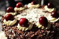 洁丽雅的黑森林蛋糕