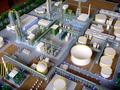 珠海天然气厂区模型