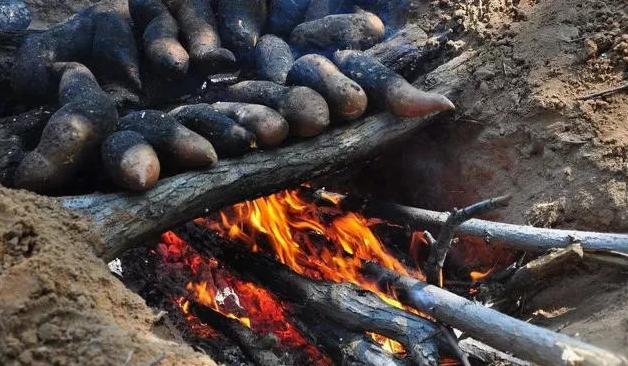 喇叭沟门农家院美食