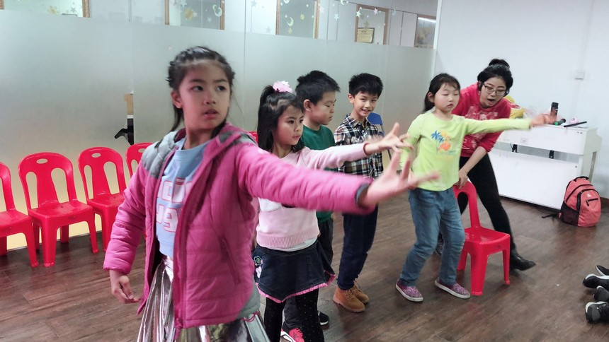 广州少儿表演培训