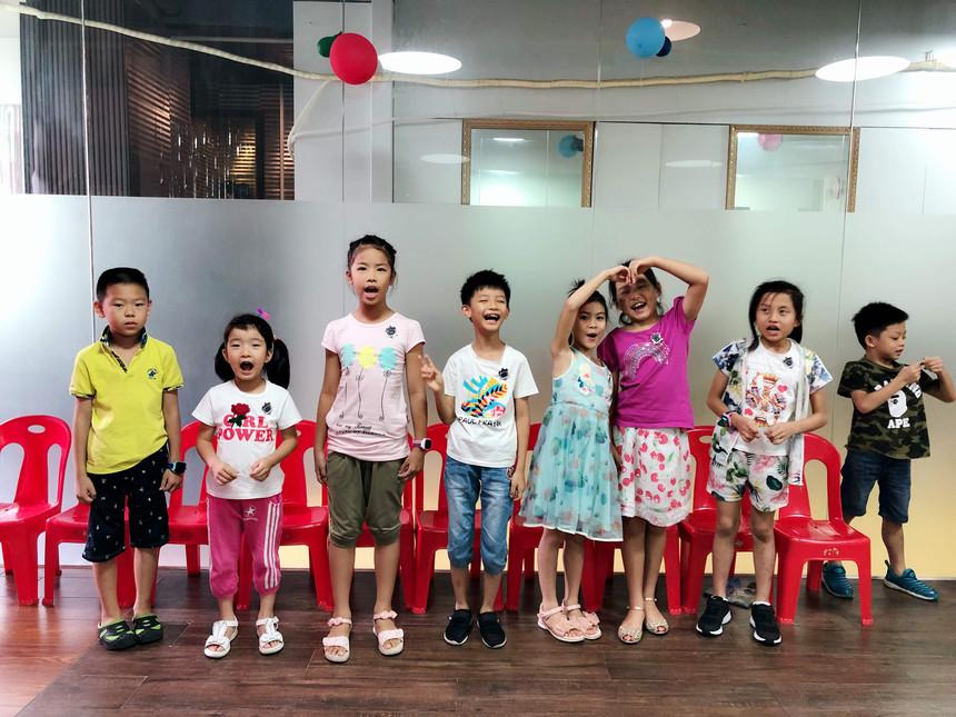 广州儿童口才培训班