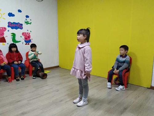 广州爱艺教育学员分享果果的口才故事