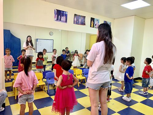 推荐广州哪有少儿语言艺术班