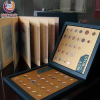 一带一路国际钱币收藏册