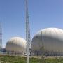 双膜气柜在生物天然气项目中 超威特环保
