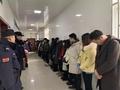 湖北武汉:打击传销集中清查行动,38名涉嫌传销人员被遣送回家!