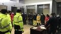 北海市海城区打击传销收网行动查获涉传人员146名