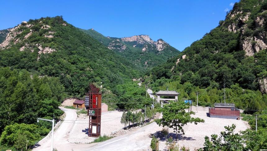 喇叭沟门原始森林景区