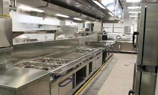 惠州厨房设备工程