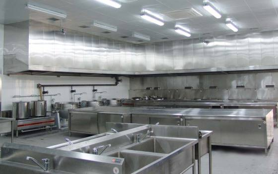 不锈钢厨房设备厂家-金田川厨具