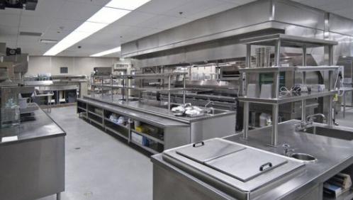 厨房设备厂家:关于餐饮连锁厨具设备的布局