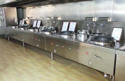 厨房设备厂家,不锈钢厨房设备的基本配置标准