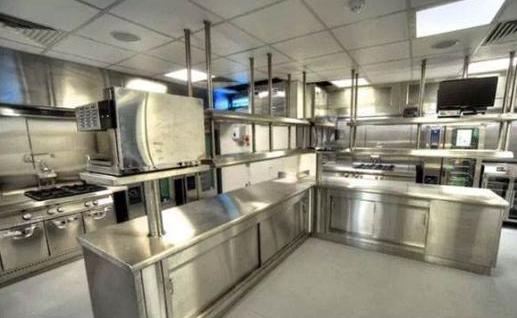 惠州厨房设备厂家为你介绍:中式饭店厨房常用厨房设备有哪些