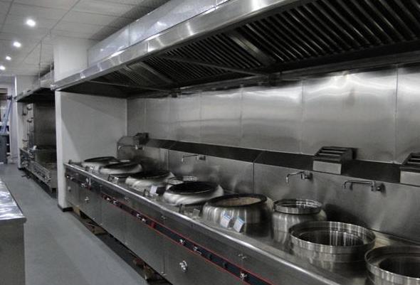 商用厨房设备的保养