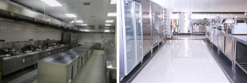 开餐饮店应该如何挑选厨房设备?