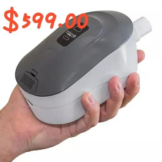 美国传奇3 miniCPAP Auto全自动旅行呼吸机海购价格599美元.jpg