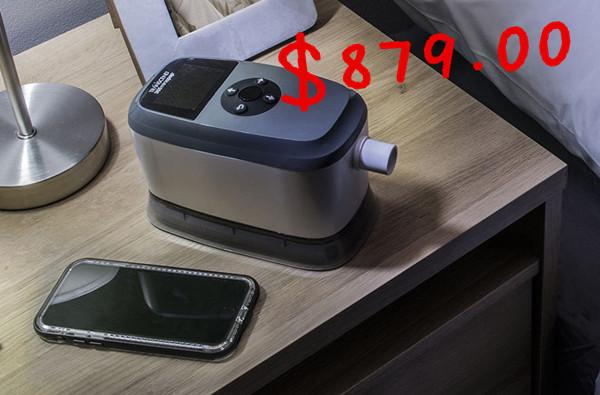 美国传奇Transcend 365 miniCPAPAuto全自动呼吸机海购价格879美元.jpg