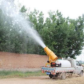 消毒防疫专用风送式喷雾机
