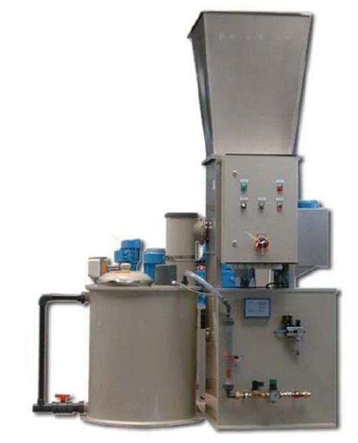 单槽箱连续式浆液制备装置.png