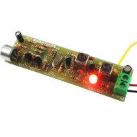 晶振稳频无线话筒散件FM调频发射套件电子制作DIY初学分立件新品