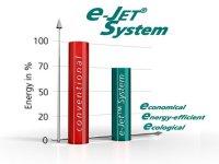 新型低能耗�饬髂� e-Jet