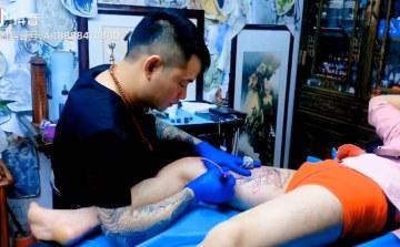 柳州纹身阿里纹身视频——纹身感悟