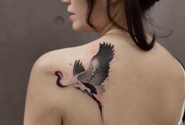 阿里纹身-十大吉祥纹身图案